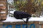 Возле Андреевской церкви нашли рюкзак с  коктейлями Молотова