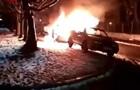 У Києві перехожий врятував від пожежі чуже авто