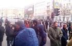 У Харкові протестують через відсутність опалення