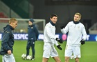 Словаччина - Україна: команди визначилися з формами на матч