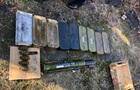 У Торецькому виявили велику схованку боєприпасів і гранатомет
