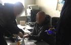 У Полтаві затримано чиновника на хабарі в $20 тисяч