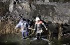В Кременчуге подросток выжил после падения в карьер с высоты 50 метров