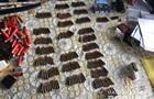 На Луганщине у мужчины изъяли арсенал оружия