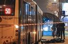 В Киеве троллейбус раздавил ремонтника