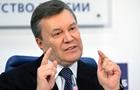 Янукович зліг. Травма екс-президента зірвала суд