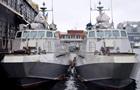 В Одессу прибыли новые десантно-штурмовые катера