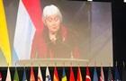 Новым президентом ПА НАТО стала британка