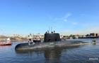 Експерти описали сценарій загибелі підводного човна Сан-Хуан
