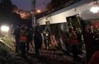 В Іспанії потяг зійшов з колії, є жертви