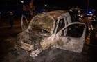 У Києві на ходу загорілася автокав ярня