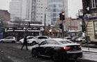 Дніпро і Харків засипало снігом
