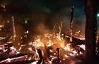 У Харківській області згоріла база відпочинку