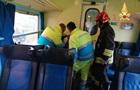 В Італії потяг в їхав у торнадо, є постраждалі