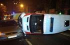 В Одесі  швидка  з пацієнткою потрапила в ДТП