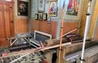На Закарпатье ограбили церковь