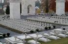Во Львове на кладбище задержали троих студентов из Польши