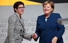 В Германии выбрали преемника Меркель