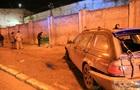 В Одесі автомобіль пробив дірку в тюремній стіні