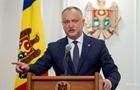 Президента Молдови тимчасово усунули з посади