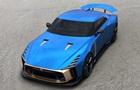 Nissan представив серійну версію суперкара GT-R50