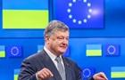 Порошенко едет в Брюссель обсуждать санкции