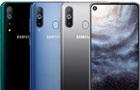 Samsung показал свой смартфон с  дырой  в экране