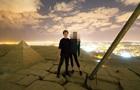 Данці зайнялися сексом на вершині піраміди Хеопса