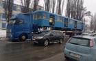 В Киеве строят хостел из вагонов метро