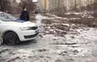 В Киеве дворник подстрелил бездомного