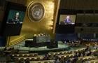 Україна проінформувала членів Генасамблеї ООН про ситуацію на Азові