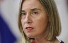Могеріні: Україна має посилити боротьбу з корупцією