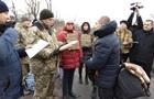 В Україну з  ЛНР  перевели 42 ув язнених