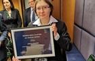 Сестра Сенцова отримала премію Сахарова в Європарламенті