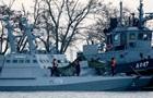 Прикордонники РФ отримали грамоти за захоплення кораблів України