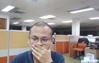 Малайзієць зняв  візит примари  у власний офіс