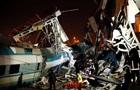 Внаслідок аварії поїзда в Анкарі загинули дев ять осіб