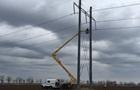 Непогода в Украине: без света остаются 40 населенных пунктов