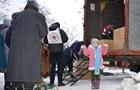 Красный Крест направил в  ЛДНР  еще 385 тонн гумпомощи
