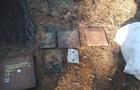 У Харківській області чоловік вкрав дев ять ікон у храмі