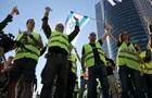 В Ізраїлі почалися протести  жовтих жилетів