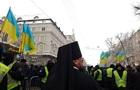 У центр Києва зігнали чотири тисячі силовиків