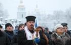 У стен Софии в Киеве 35 тысяч человек – МВД
