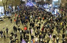 У Будапешті поновилися антиурядові протести
