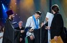 Боксер Усик отримав орден від УПЦ МП