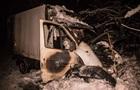 У Києві водій живцем згорів у машині