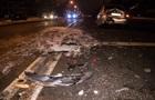 В Киеве пьяный водитель устроил ДТП и набросился на полицейских