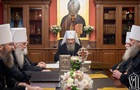 Синод УПЦ МП відсторонив митрополитів, які відвідали Собор