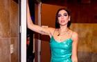 Британська співачка вбралася в сукню українського бренду