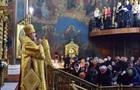 У Вінниці в храмі УПЦ МП оплесками зустріли перехід у ПЦУ